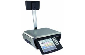 COUNTER SCALE WITH TOUCH SCREEN